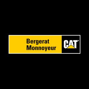 Koparka 25 ton - Bergerat Monnoyeur